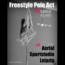 Title Auftritt Aerial Sport Eröfnung